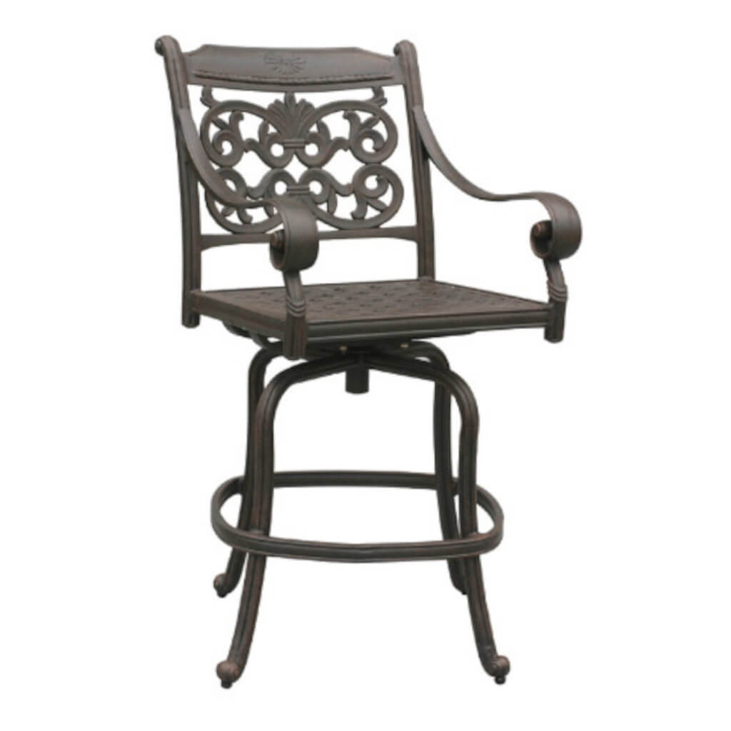 Florence Swivel Bar Stool